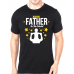 Tricou ''Best father in the world''