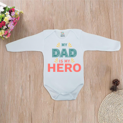 Body ''My dad is my hero''