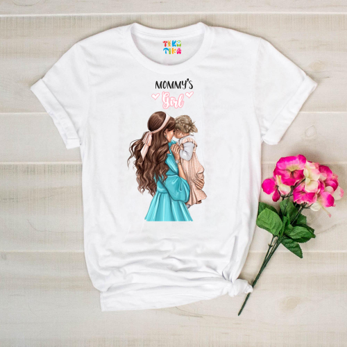 Tricou ''Mommy's Girl""