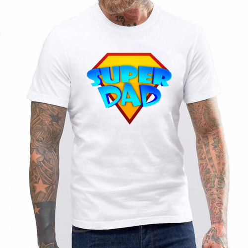 Tricou ''Super Dad''